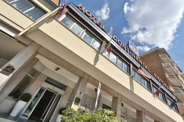 Best Western Hotel Continental - фото 22