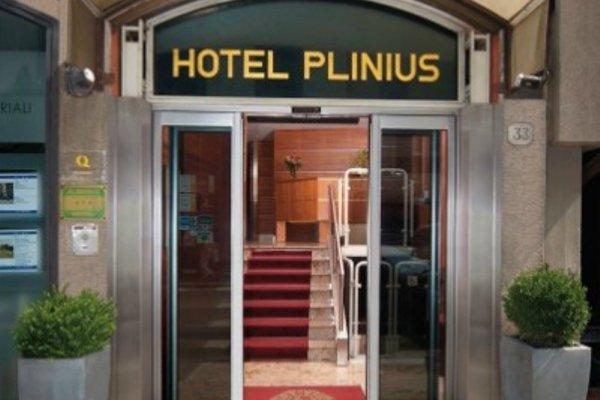 Hotel Plinius - фото 20