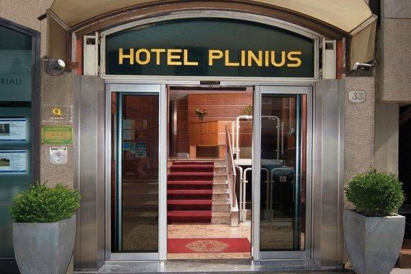 Hotel Plinius - фото 22