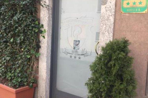 Hotel Il Loggiato Dei Serviti - фото 21