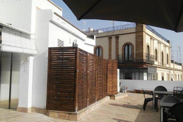 Hostel Urban Sevilla - фото 16