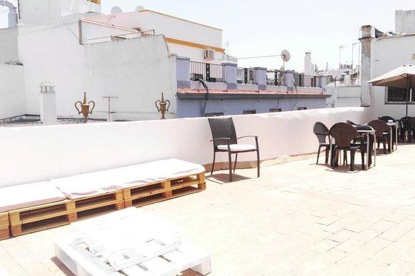 Hostel Urban Sevilla - фото 18