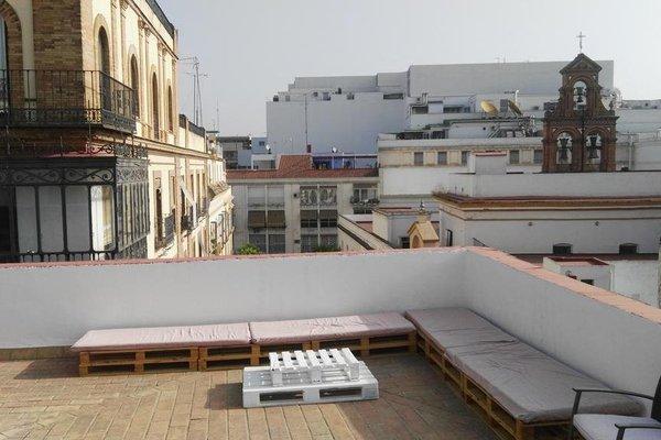 Hostel Urban Sevilla - фото 21