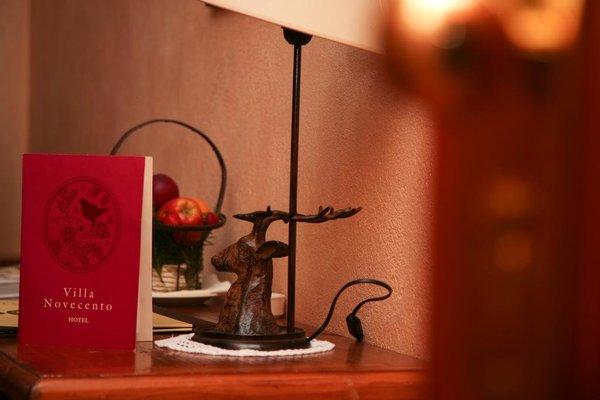 Villa Novecento Romantic Hotel - 20