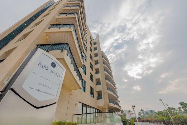 Park Hotel Apartments - фото 22