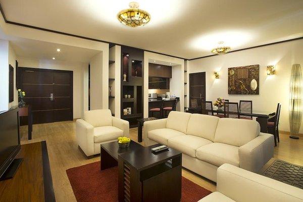 Park Hotel Apartments - фото 6