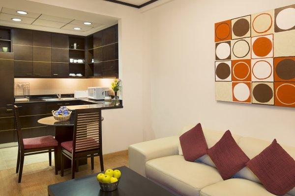 Park Hotel Apartments - фото 8