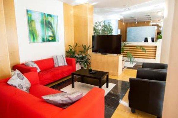 Cristal Hotel - фото 5