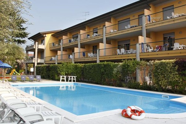 Residence Spiaggia D'Oro - фото 22