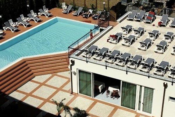 Hotel Residence Mediterraneo - фото 20