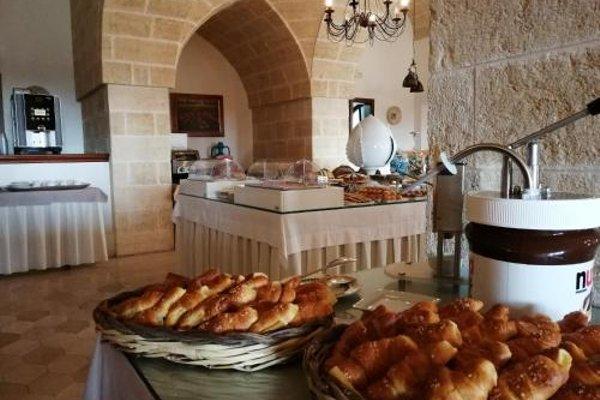 Masseria Relais Del Cardinale - фото 9