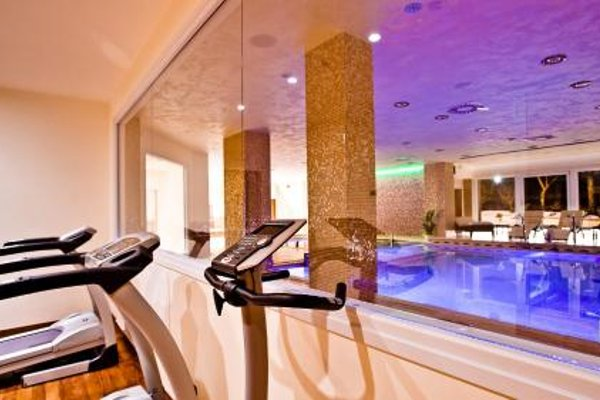 Best Western Hotel Fiuggi Terme Resort & SPA - фото 8