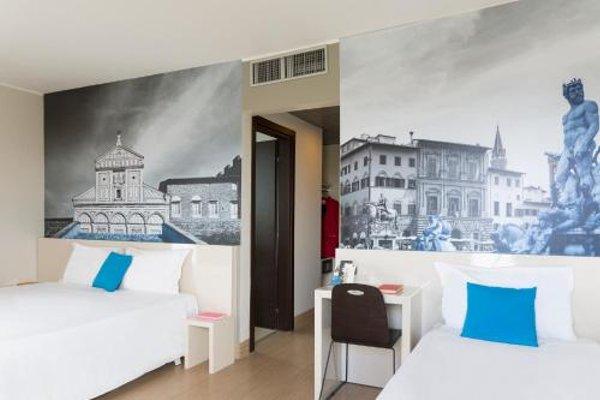 B&B Hotel Firenze City Center - фото 3