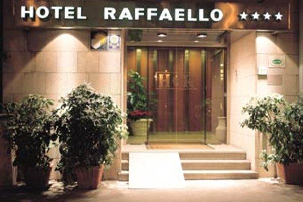 Hotel Raffaello - фото 21