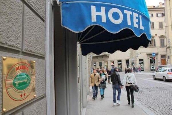 Hotel Romagna - фото 23