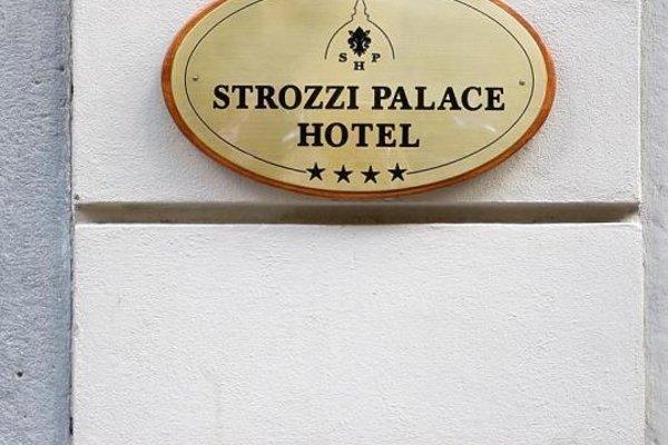 Strozzi Palace Hotel - фото 15