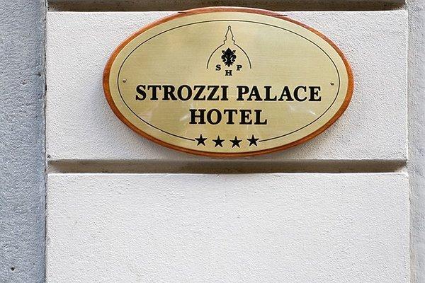 Strozzi Palace Hotel - фото 16