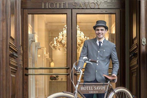 Rocco Forte Hotel Savoy - фото 14