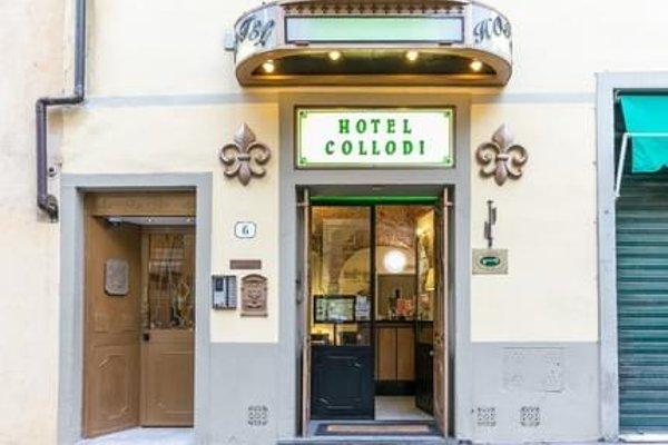 Отель Collodi - фото 20