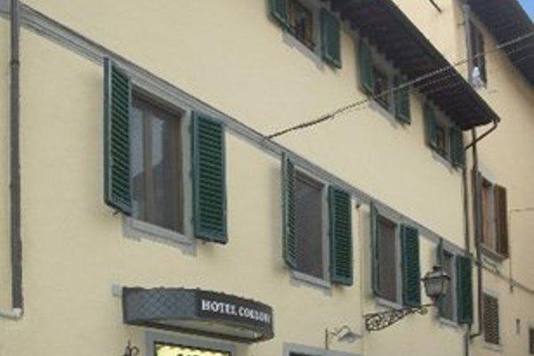 Отель Collodi - фото 23
