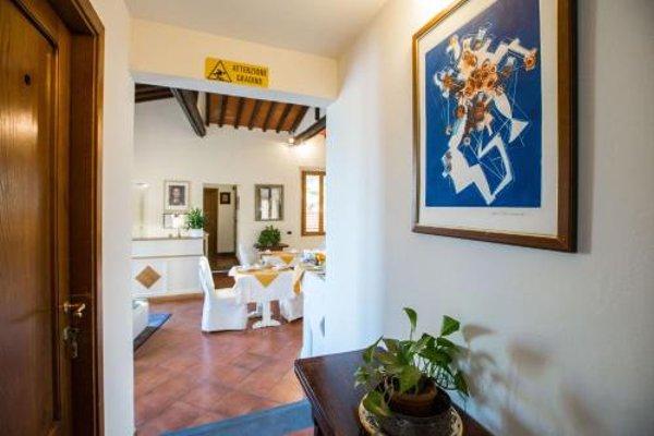 Hotel Relais Il Cestello - фото 11