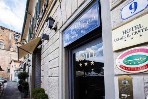 Hotel Relais Il Cestello - фото 18