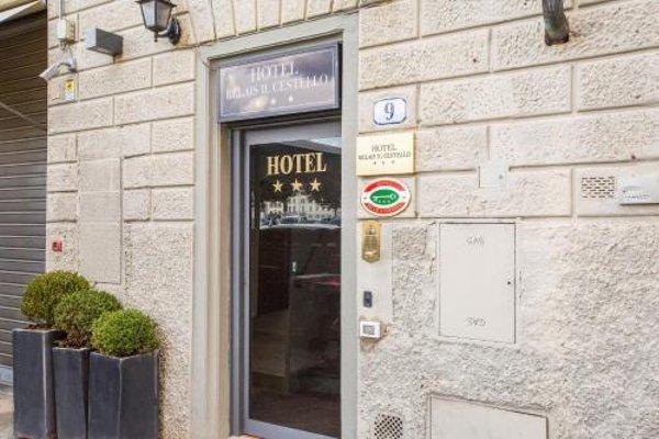 Hotel Relais Il Cestello - фото 23