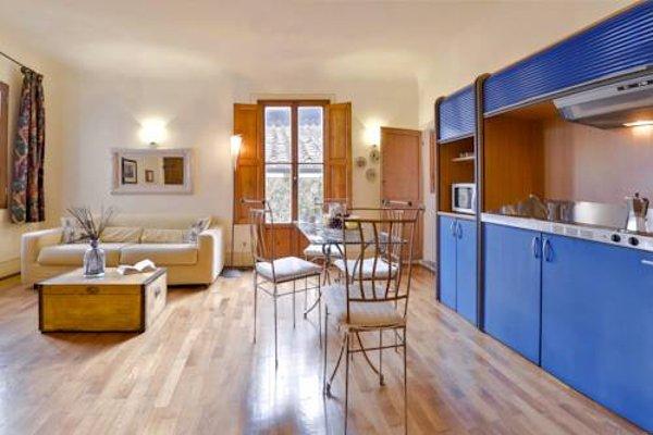 Palazzo Uguccioni Apartments - фото 10
