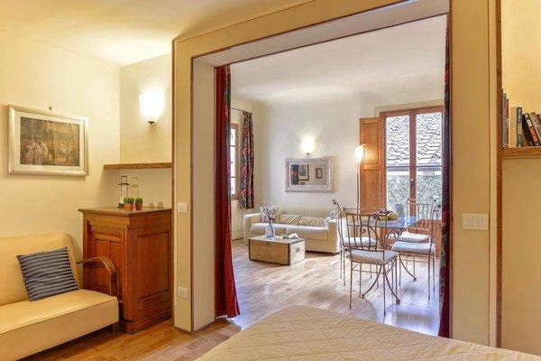 Palazzo Uguccioni Apartments - фото 13