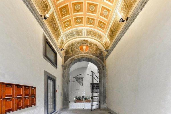 Palazzo Uguccioni Apartments - фото 15