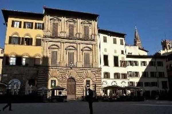 Palazzo Uguccioni Apartments - фото 20