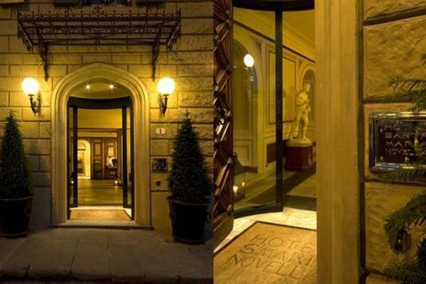 Hotel Santa Maria Novella - фото 16