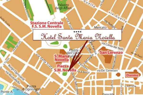 Hotel Santa Maria Novella - фото 6