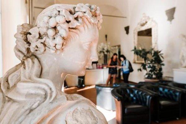 Hotel Palazzo Ricasoli - фото 14