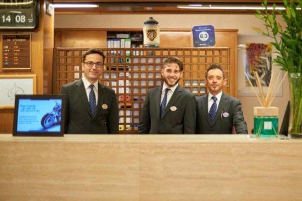 Гранд Отель Adriatico - фото 19