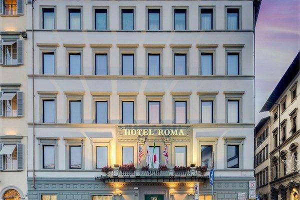 Отель Roma - фото 21