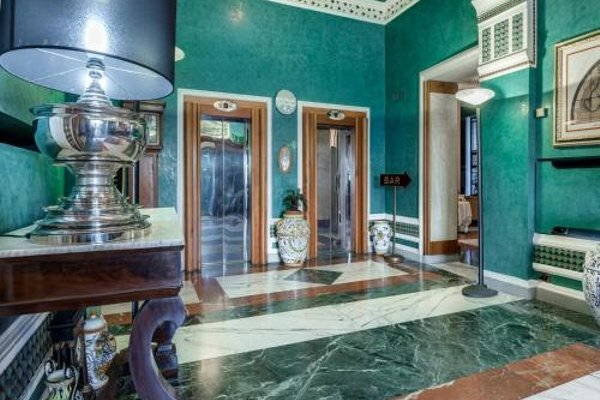 Отель Roma - фото 9