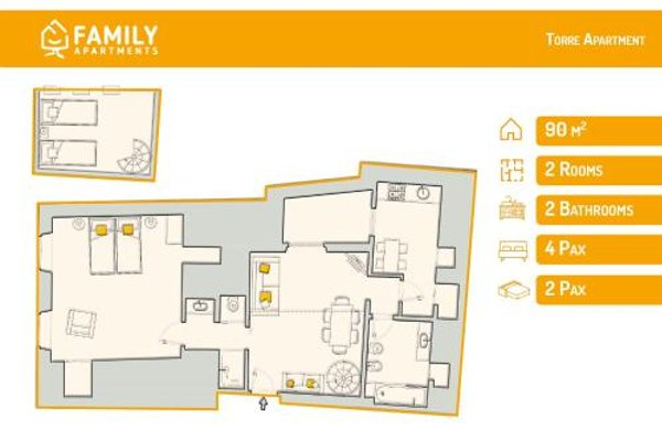 Family Apartments Signoria - фото 7