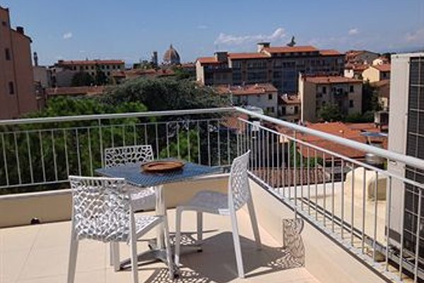 Hotel Orcagna - фото 22