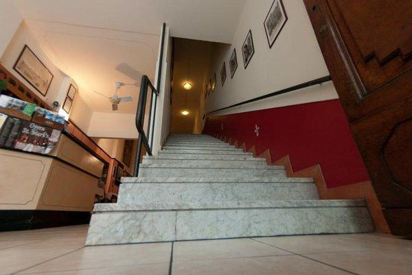Hotel Balcony - фото 17