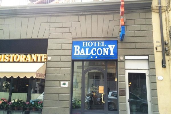 Hotel Balcony - фото 18
