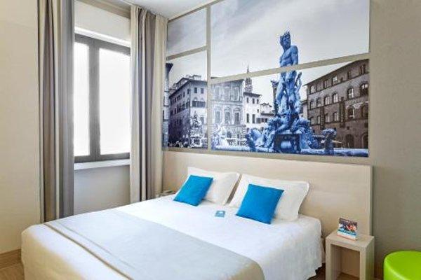 B&B Hotel Firenze Nuovo Palazzo Di Giustizia - фото 10