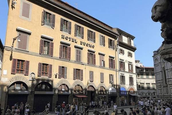Hotel Duomo Firenze - фото 21