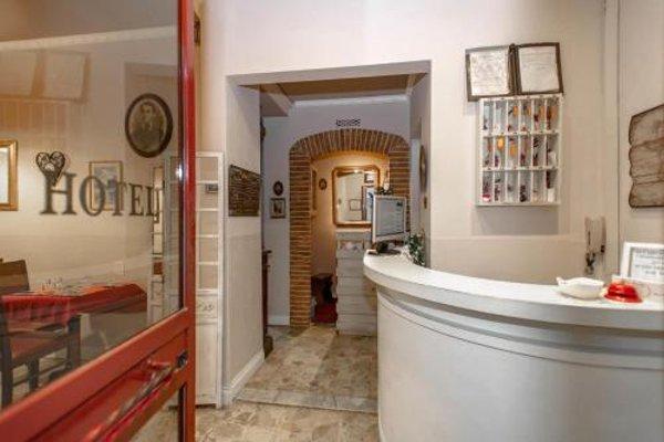 Hotel Masaccio - фото 13