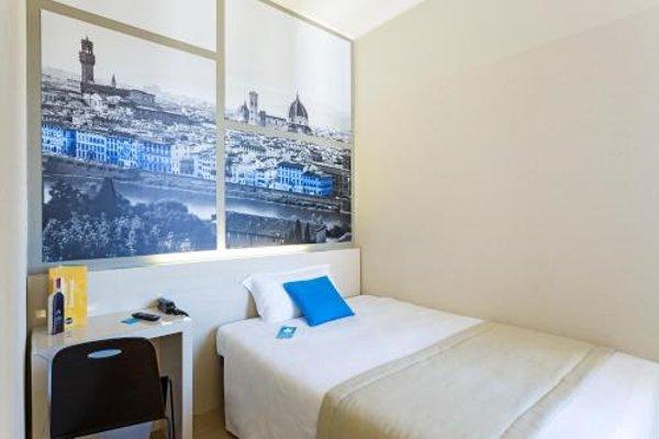 B&B Hotel Firenze Novoli - фото 4