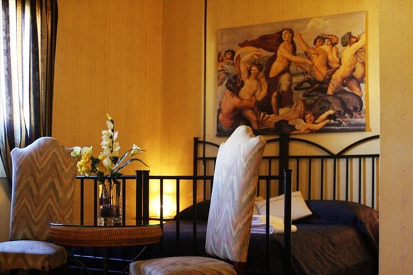 Hotel Bella Firenze - фото 21