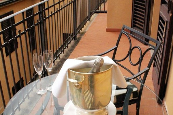 Hotel Albani Firenze - фото 23