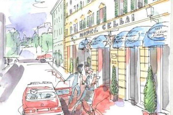 Cellai Hotel Florence - 23