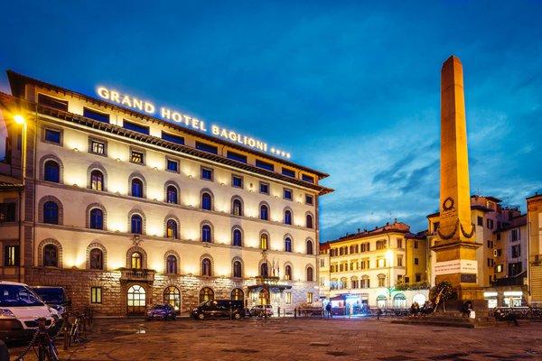 Grand Hotel Baglioni - фото 21