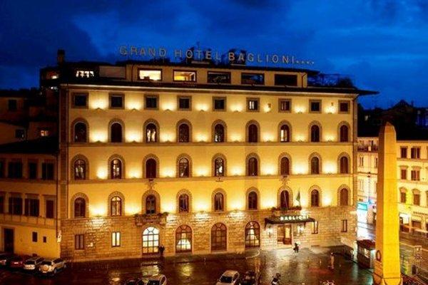 Grand Hotel Baglioni - фото 22